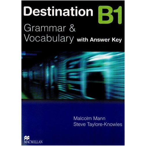 Sách - Destination B1 (Grammar & Vocabulary) 35 - 90k