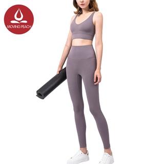 Bộ Trang Phục Thể Thao MOVING PEACH ABL + BLL Chuyên Dụng Tập Yoga Thời Trang thumbnail