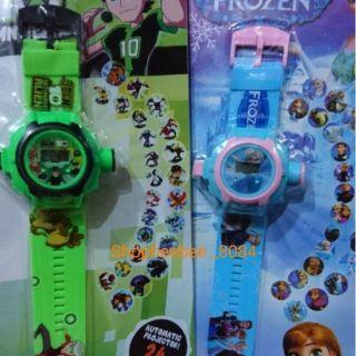 Đồng hồ đồ chơi cho bé