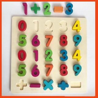 [KA] Bộ chữ số học toán cho bé yêu