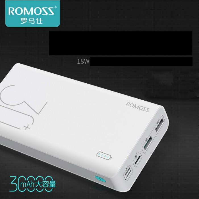 Pin dự phòng Romo 30.000mah - LM - 14062019113604