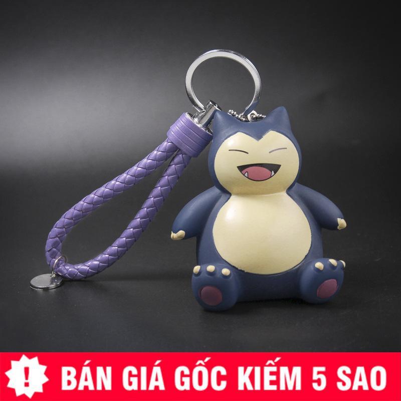 Phụ Kiện Móc Treo Túi Pokemon Snorlax Cười Kèm Dây - 3369739 , 790958428 , 322_790958428 , 89000 , Phu-Kien-Moc-Treo-Tui-Pokemon-Snorlax-Cuoi-Kem-Day-322_790958428 , shopee.vn , Phụ Kiện Móc Treo Túi Pokemon Snorlax Cười Kèm Dây