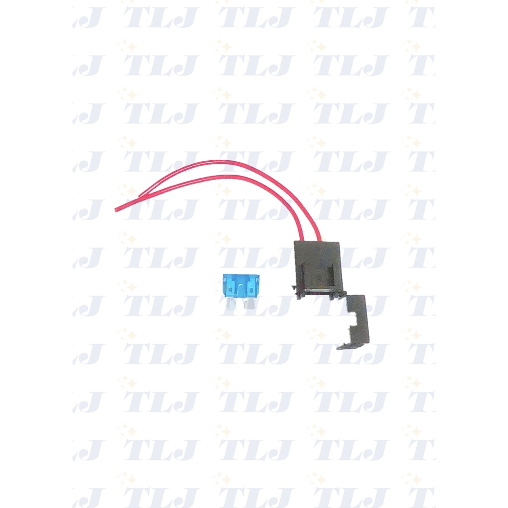 tlj fuse box for motorcycle universal w/free fuse