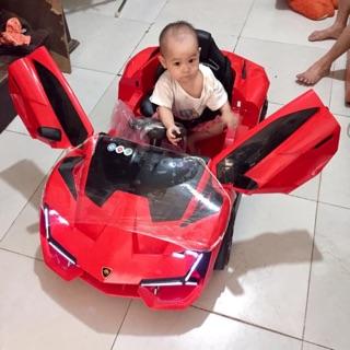 xe ô tô điện Lamborghini cánh tung hot 2019