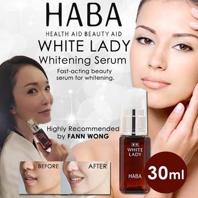 SERUM HABA WHITE LADY 30ML