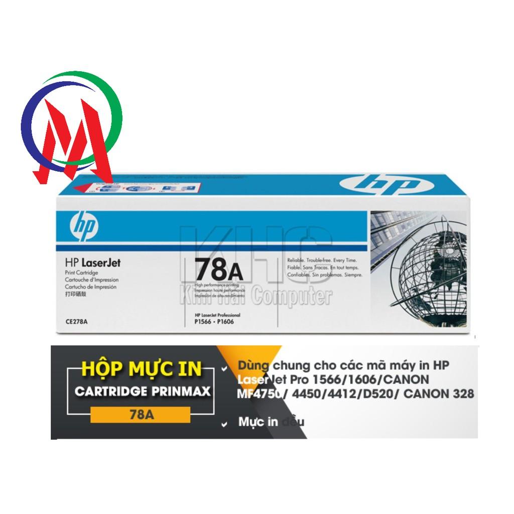 Cartridge prinmax 78A/CANON 328-HP 1566/1606/CANON MF4750/4450/4412/D520