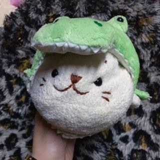Gấu bông Hải Cẩu cosplay Cá Sấu ( áo cá sấu tháo ra được