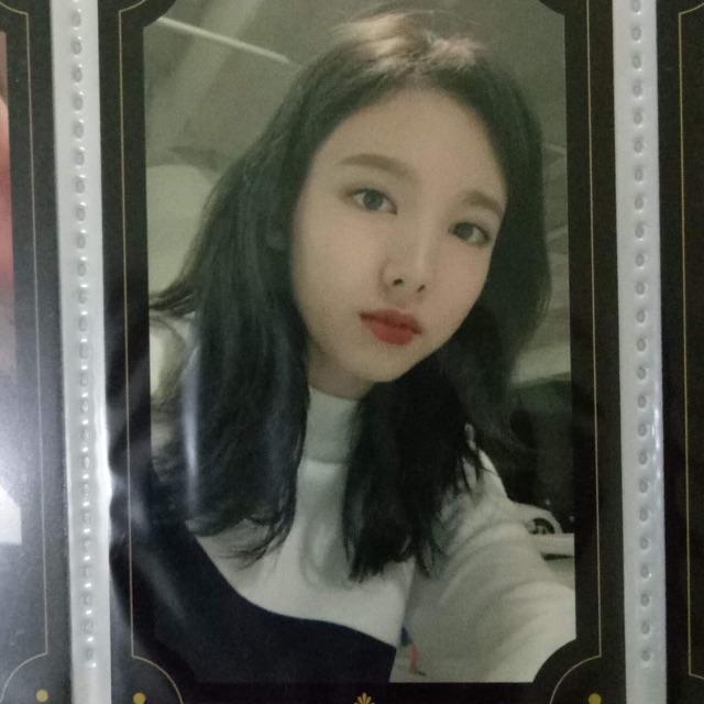 Card Nayeon TYOY