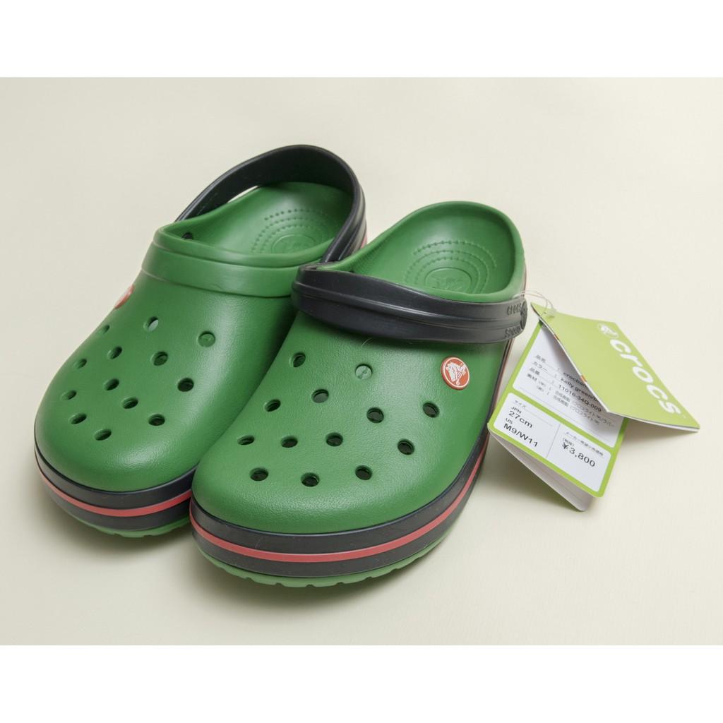 Giày Crocs (Auth Japan) - size EU 42-43 - 3084704 , 1018125854 , 322_1018125854 , 1000000 , Giay-Crocs-Auth-Japan-size-EU-42-43-322_1018125854 , shopee.vn , Giày Crocs (Auth Japan) - size EU 42-43