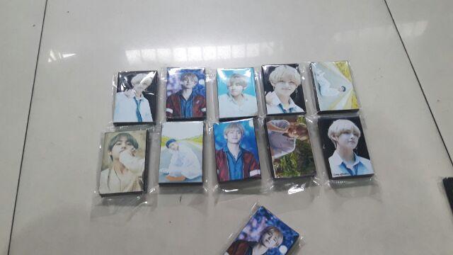 Lomo card jungkook combo 2 hộp 60k