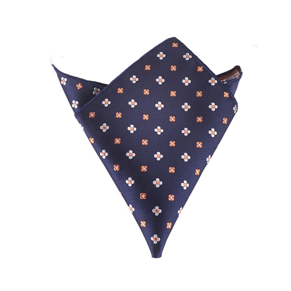 Western Style Suit Accessories Handmade Gentlemen Formal Suit Pocket Square Hanky Handkerchief For Wedding Dress Party