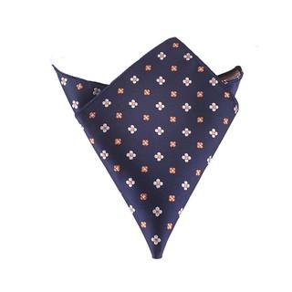 Khăn vải cotton nhét túi áo Vest nam tính lịch nãm