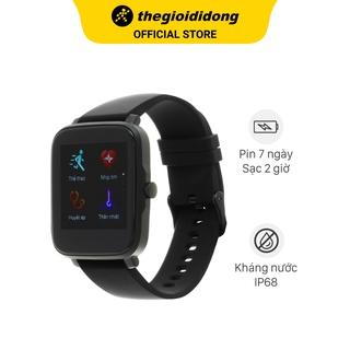 Đồng hồ thông minh BeU B2 Đen thumbnail