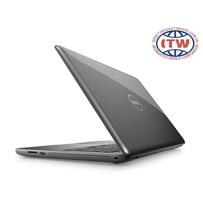 Laptop Dell Inspiron 5567 CWJK61 15.6 inches (Xám) - Tặng kèm túi NB Dell