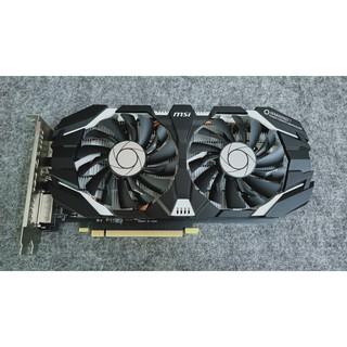 Card Màn Hình VGA GTX 1060 6G DDR5 MSI OC 2 Fan 2nd