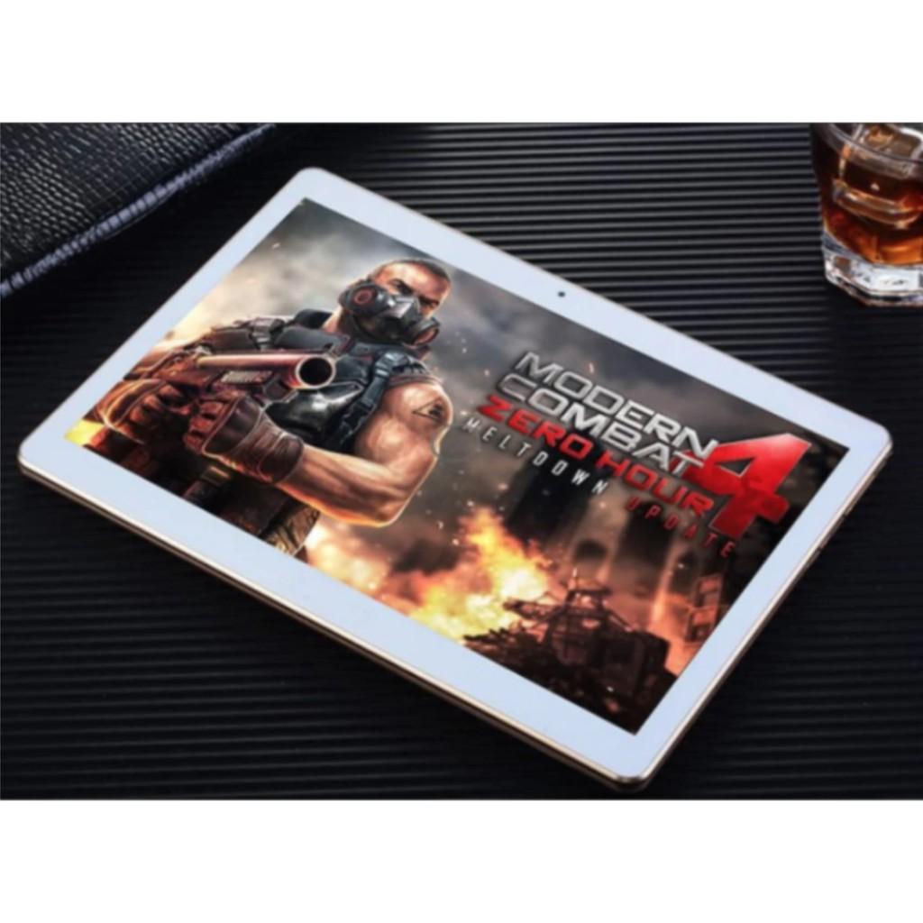 Máy tính bảng Android 6.0 Ram 4G, Rom 64Gb 2 sim nghe gọi nhắn tin tặng kèm bao da kiêm bàn phím - ShopToro | SaleOff247