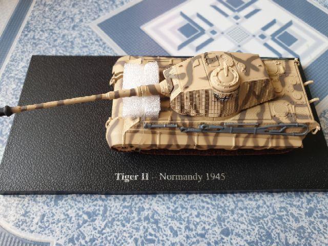 Mô hình xe tank Tiger 1/72