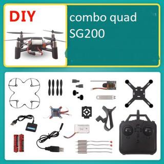 Combo quadcopter SG200