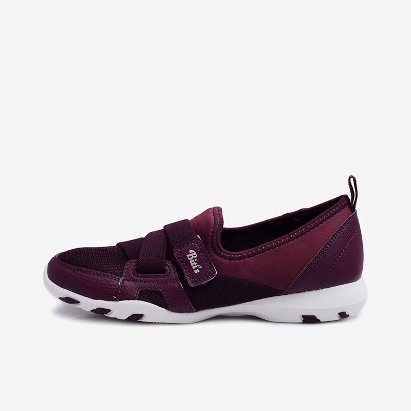 giầy lười thể thao nữ(DSW060000-tím hồng)