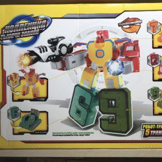 ( HÀNG ĐẸP ) Hộp robo siêu lắp ráp máy bay , siêu xe , siêu nhân nhiều chi tiết
