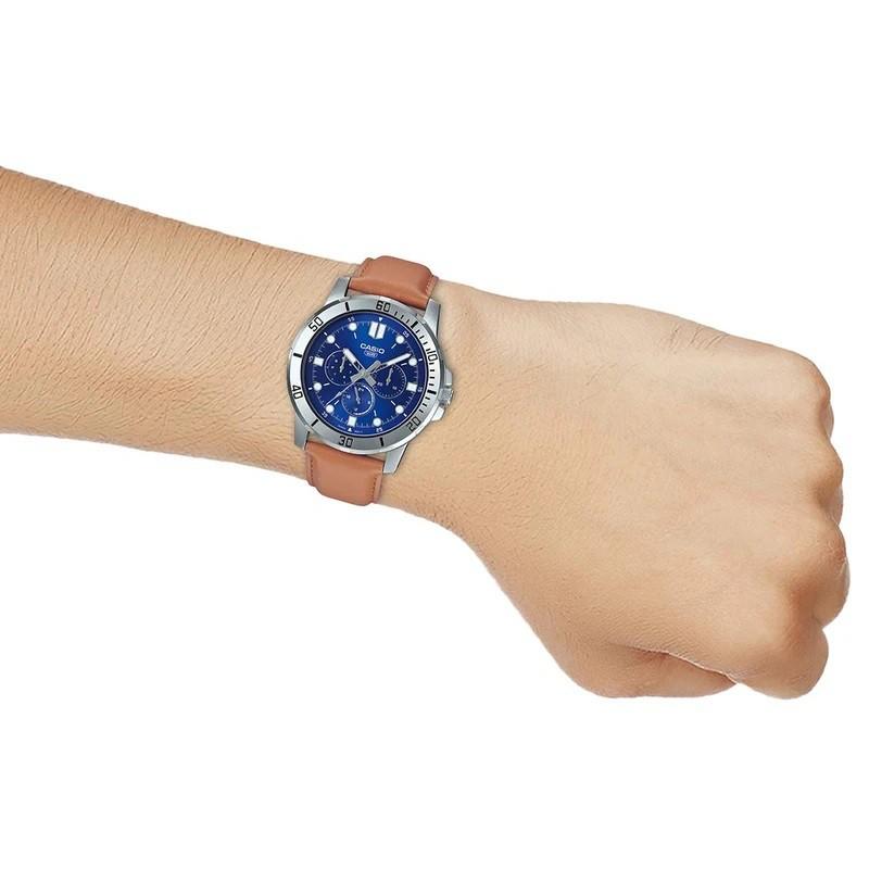 Đồng hồ nam Casio Anh Khuê MTP-VD300