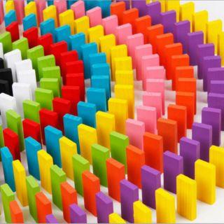Domino màu 120 thanh