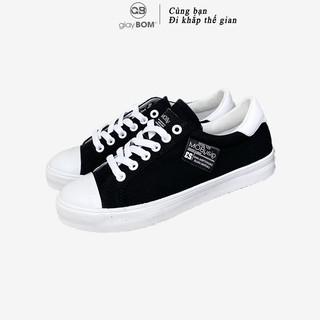 Giày bata nữ giayBOM CLASSICS thiết kế đơn giản B401 thumbnail