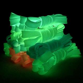 Cặp Dây Giày Dạ Quang Phát Sáng Trong Tối Thời Trang Unisex
