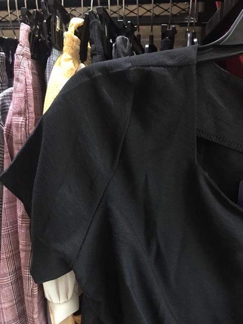 Áo croptop her cột nơ sau (Kèm ảnh chụp thật) | WebRaoVat