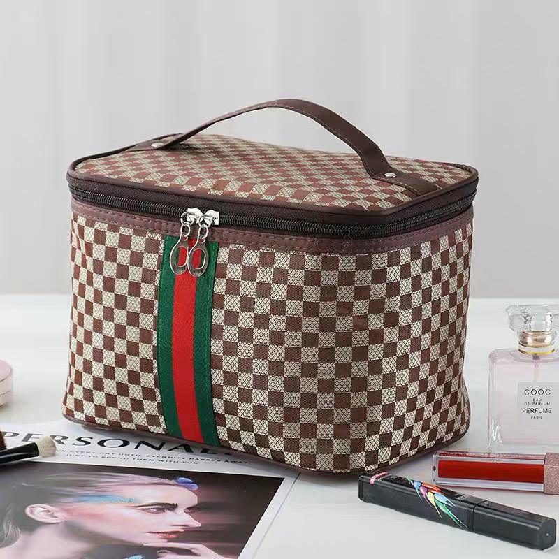 Túi / Cốp vải đựng mỹ phẩm cá nhân phong cách 88079 siêu rẻ vp88