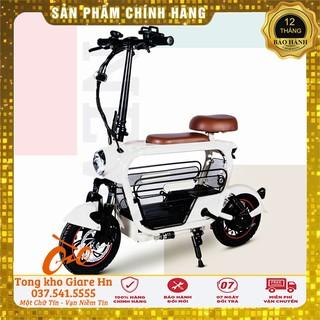 Xe đạp gấp Lihaze - Xe điện mini gấp gọn - Thương hiệu nổi tiếng Lihaze Pin Lihium 48v - 20A thumbnail