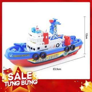 Tàu Thủy Phun Nước Cho Bé Loại 1 BMBE1042 – HOT
