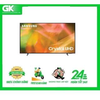 UA43AU8000-MIỄN PHÍ CÔNG LẮP ĐẶT-Smart Tivi Samsung UHD 4K 43 inch UA43AU8000 thumbnail