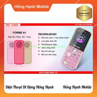 Hình ảnh Điện Thoại Forme A1 - Hàng Chính Hãng - Hồng Hạnh Mobile-5