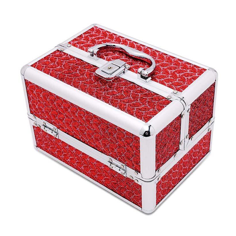 [Đẹp - Độc] Hộp đựng đồ trang điểm cỡ trung Hando - Kích thước (24 x 17 x 16 cm) (Có ảnh thật mở hộp - 3508476 , 702031964 , 322_702031964 , 450000 , Dep-Doc-Hop-dung-do-trang-diem-co-trung-Hando-Kich-thuoc-24-x-17-x-16-cm-Co-anh-that-mo-hop-322_702031964 , shopee.vn , [Đẹp - Độc] Hộp đựng đồ trang điểm cỡ trung Hando - Kích thước (24 x 17 x 16 cm) (C