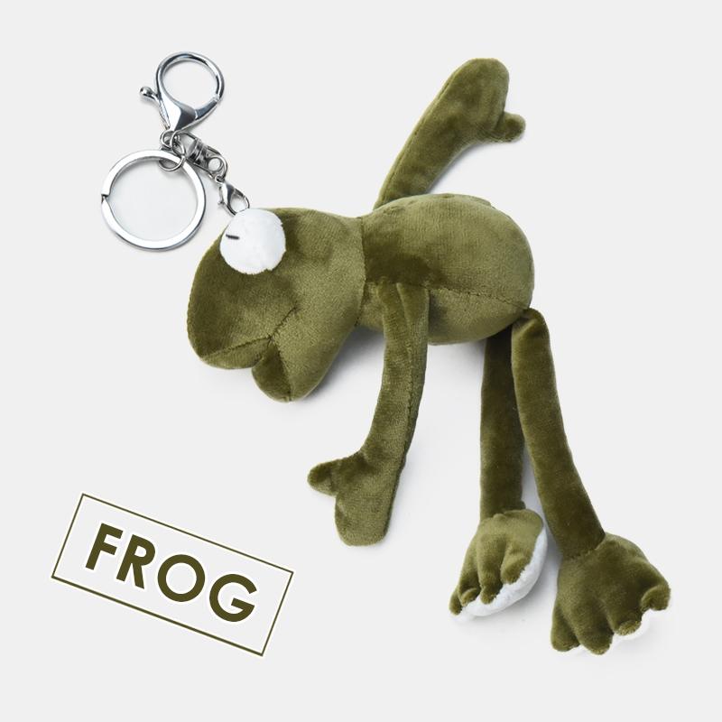 móc khóa hình ếch - 21886837 , 2632627814 , 322_2632627814 , 181600 , moc-khoa-hinh-ech-322_2632627814 , shopee.vn , móc khóa hình ếch