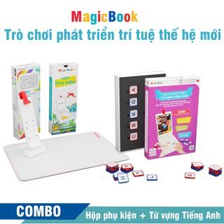 Trọn bộ phát triển từ vựng Tiếng Anh – Trò chơi phát triển trí tuệ trẻ em – Size S Box