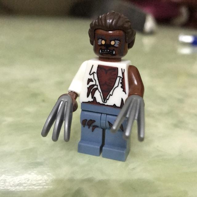 Minifigure nhân vật Ma Sói