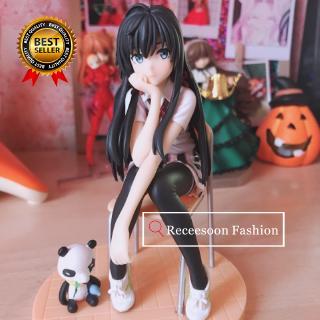 My Teen SNAFU Yukinoshita Yukino Anime Action Figure Figures Toys Gifts For Men