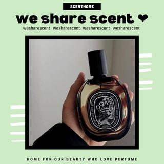 [Auth] Nước hoa dùng thử Diptyque Do Son 5ml 10ml - wesharescent - thumbnail