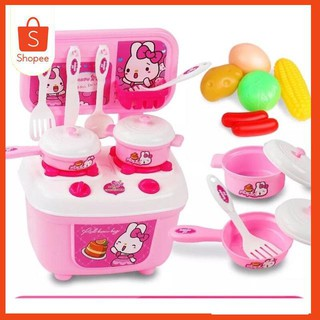 Bộ đồ chơi nấu bếp 16 chi tiết
