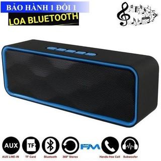 Loa Bluetooth 211 Kết Nối Bluetooth Âm Thanh.bảo hành 12 tháng. thumbnail