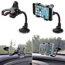 Kẹp điện thoại để bàn hoặc ô tô tiện dụng