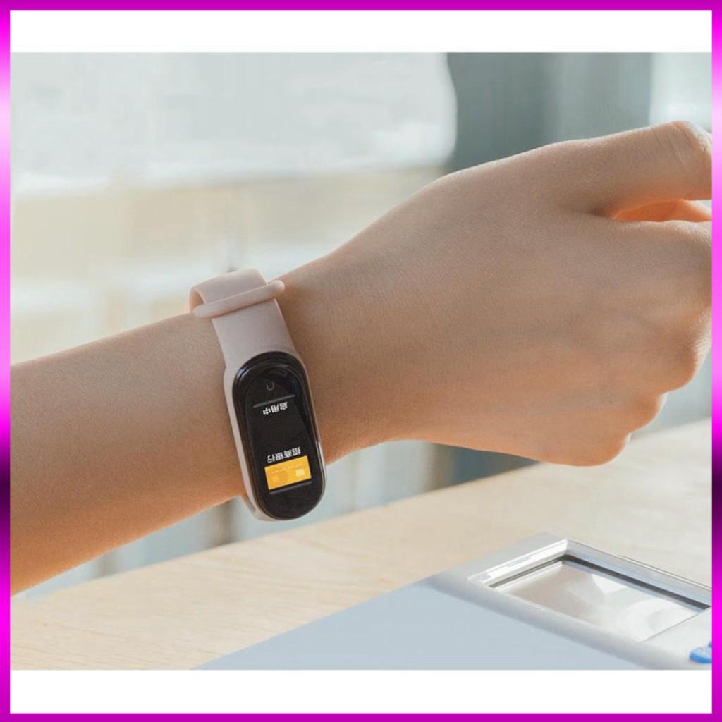 Vòng đeo tay thông minh Xiaomi Mi band 5 - Đồng hồ thông minh Xiaomi Miband 5