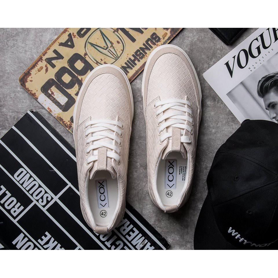 Giày Nam - Giày Nam - Giày Sneaker Nam - Giày Cox [giày 32]
