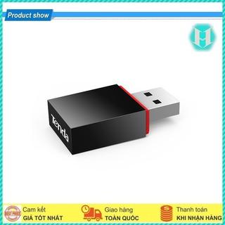 USB Thu Wifi Tenda U3 Mini 300Mbps Không Anten I Bảo Hành 36 Tháng I Chính Hãng I Đổi Trả Miễn Phí Trong 7 Ngày Đầu
