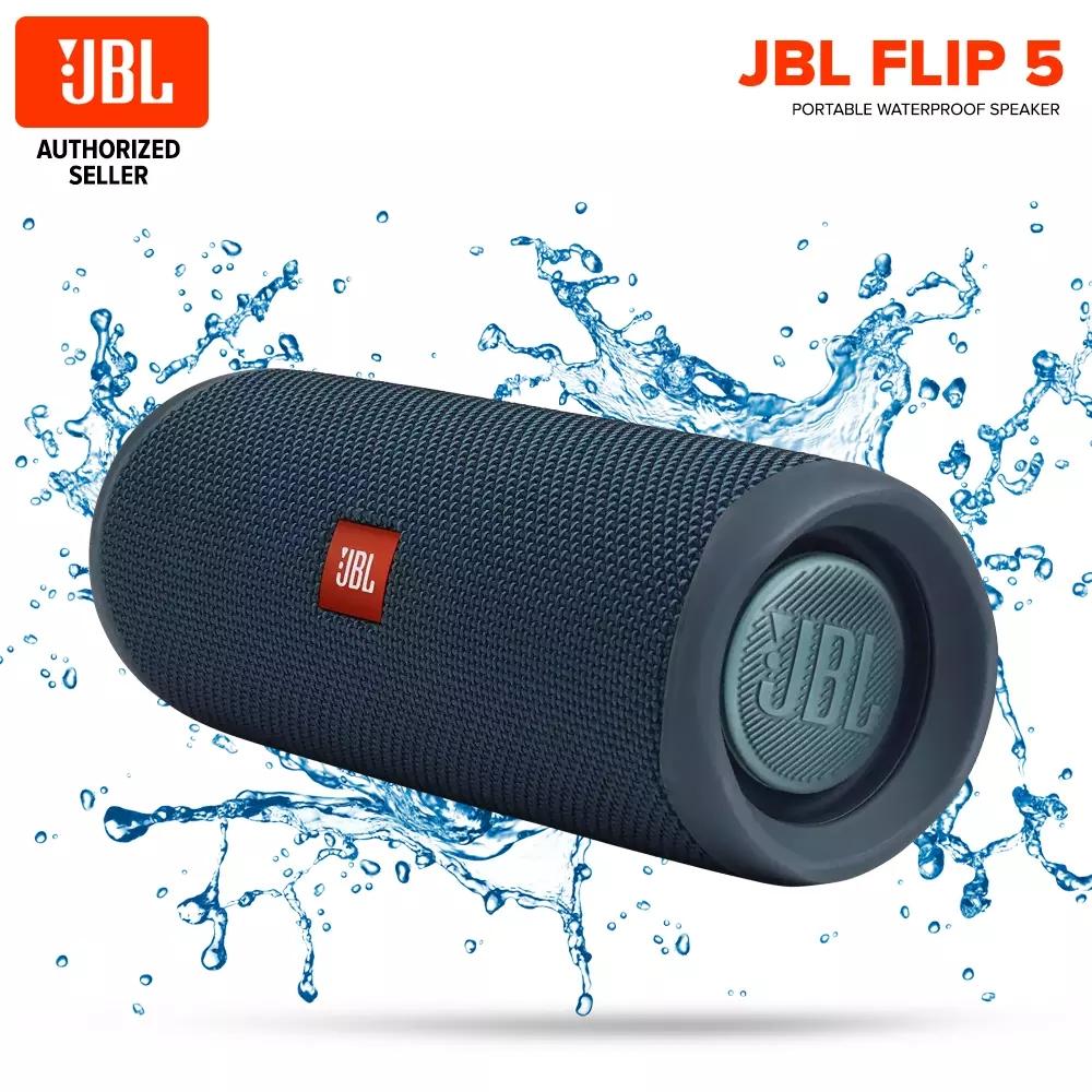 Loa Bluetooth Không Dây Jbl Flip 5 1: 1 Chống Nước Hỗ Trợ Thẻ Nhớ 5 / 4 Bt  giá cạnh tranh
