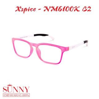 Mắt kính XSPICE KID NM6100K (6 màu khác nhau) sp 100% chính hãng, bảo hành vĩnh viễn