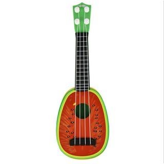 💖Giá sỉ💖Đồ chơi Đàn Guitar cho bé, hình trái cây giá rẻ, chơi cực hay