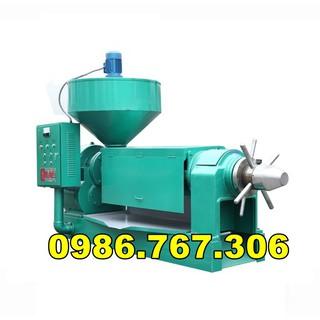Máy ép dầu lạc công nghiệp,máy ép dầu lạc công suất lớn Guangxin YZYX168